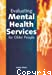Evaluating mental health services for older people